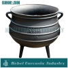IRON POTJIE POT