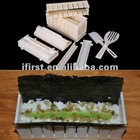 Pack of 12 Sushi Rice Maker Press DIY Flower Heart Triangular Rectangular Mold mould tools