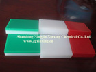 Colored UHMWPE sheet