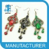 alloy restoring ancient ways tassel earrings