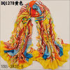 voile scarf,fashion shawls,floral printing ,candy colors,big size,accept small qtys order