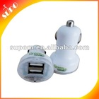 Portable Dual Usb Car Charger 5V 2000MA
