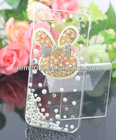 for iphone 5 phone case with swarovki crystal