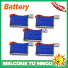 9imod Made 3.7V 280Mah lipo Battery for Walkera QR Ladybird,V2,Mini CP