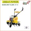 Power Tiller GA-85 Farm Equipment Rotavator Farm Tractor Plows