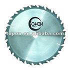 6pcs tct saw blade set