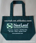 eco-friendly organic cotton bag