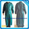 Nonwoven medical gown