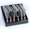 Professional plastic hairbrush set