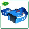 2 color silk screen printed luggage belt in size 5*180cm