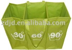 three grids Collection bag,big size,multifunction