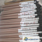 brazing rods in tubes