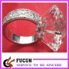 high quality Crystal Napkin Ring