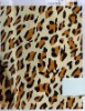 animal print polar fleece fabric