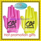 hot promotional pvc inflatable hand for party ,promotions,advertising