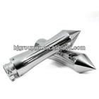 """Billet Aluminum Spike Hand Grips for Har ley Custom 1"""" Handlebar Grip"""