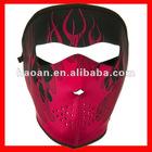 Fuschia blaze Manufacturer snowboard masks neoprene NSM-032