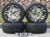 Alloy UTV wheels 12x5, 12x7, 14x7, 14x9