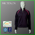 womens clothing winter varsity polar fleece jacket(OEKO-TEX,IS09001,SGS Certification)