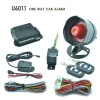 OEM U6011 Car alarm Auto window rising signal