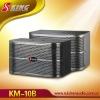Professional KTV room speaker system