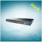 Gigabit Ethernet switch CAT494848 PT 10/100/1000-4SFP Optional Software No PS