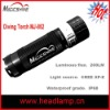 Cree XP-E Rechargeable Diving Torch