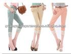 OEM women three-quarter pants