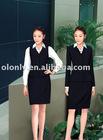 Ladies' suit/office uniform/suits women 2012/fashion woman suit