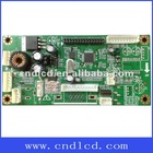 motherboard support LCD monitor, AD machine,digital frame