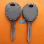 Transponder Key ,Chrysler Dodge Jeep Y165 Transponder Key with ID46 Chip, S-chrysler-TH-01