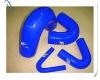 135 degrees elbow silicone tube
