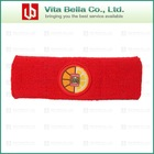 High Quality Terry Towel Sport Headband with embroidery logo, good gift for promotional