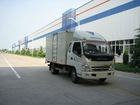 FOTON 4*2 mobile led with truck
