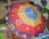 straw beach umbrella sx-305