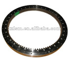 Single-row four point contact ball slewing ring