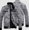 2012 fashion checkered mens thin jacket