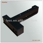 customer metal fabricated block for printing machine
