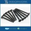 hardened steel C1022 black phosphated drywall screw