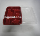 food container food tray food bowl food box food packing PS blister tray for food