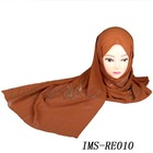 muslim &islamic hijab emboridery scarf