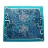 4 layer blue color immersion gold PCB
