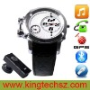GPS+AGPS Dual mode global positioning GPS watch phone