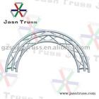 circle aluminum truss