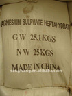 Magnesium Sulfate Heptahydrate 98%