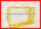 2012 hot sale pvc hair packaging bag