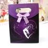 Custom paper gift bag