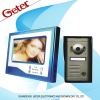 7 inch color video door phone for villa