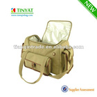 Durable insulated cooler bag