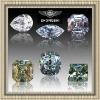 stunning high quality full auto machine cut brilliant diamond